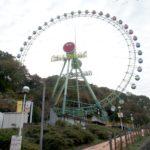 【2】森に片足突っこむ観覧車「東京サマーランド」(東京都)