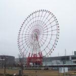 【6】観覧車、東京代表!スケルトン!「パレットタウン大観覧車」(東京都)