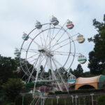 【24】ぼっちゴンドラとツーショットしちゃおう「桐生が岡遊園地」(群馬県)