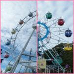 【31・32】2つ寄れば観覧車の知恵?ダブルカンランシャパーク「かみね公園」(茨城県)