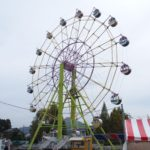【42】営業日数これだけ??大輪の菊とかがやく観覧車「武生中央公園」(福井県)