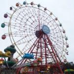 【47】ときめき観覧車。にくあつ骨付鳥。「ニューレオマワールド」(香川県)