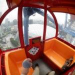 【番外編2】「カラオケ観覧車」なるものに、ぼっちで乗ってみた(東京都)