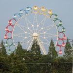 【58】愛知のはなまる観覧車「堀内公園」(愛知県)