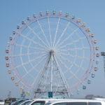 【78】明石海峡大橋・橋げたまでと同じ高さだよ「淡路サービスエリア」(兵庫県)