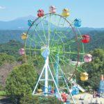 【91】大自然と市街地・・・ここは境界線の観覧車「城山公園」(鹿児島県霧島市)