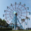 【92】満点の青空を、ランタン型ゴンドラで「ダグリ岬遊園地」(鹿児島県)